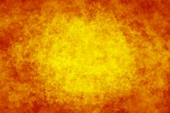 Orange autumn background Royalty Free Stock Photo