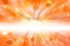Orange background Royalty Free Stock Photography