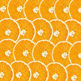 Orange background Stock Photography