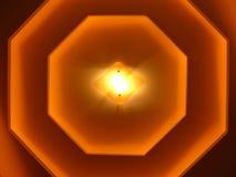 Orange Background. Ceiling Background Stock Images