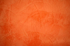 Orange background. Orange wall, photo ist taken in Italy Royalty Free Stock Images
