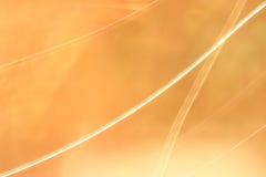 Orange Background. Orange smoke light effect as background Royalty Free Stock Photography