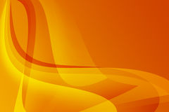 Orange background. Royalty Free Stock Images