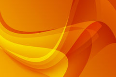 Orange background. Stock Photo