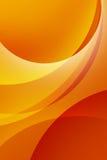 Orange background. Stock Photography