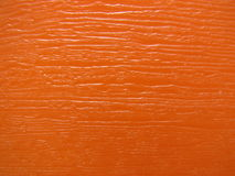 Orange background. Close up candle royalty free stock photos