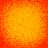 Orange background burlap texture and red vignette Royalty Free Stock Photo