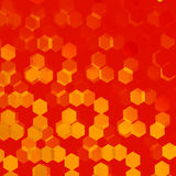 Orange Background for Design Artworks. Abstract Flyer or Cover Stock Photos