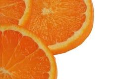 Orange background. Healthy food fruit Royalty Free Stock Image