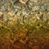 Orange Background Of Jewelry Gemstone Royalty Free Stock Photography