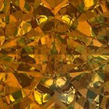 Orange Background Of Jewelry Gemstone Stock Images