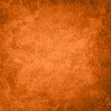 Orange background with lots of vintage texture and distressed marbled grunge design, elegant copper background stock illustration