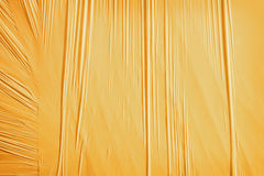 Orange background from a packing material Stock Photo