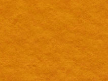 Orange background - plastered wall Royalty Free Stock Photography