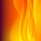 Orange background presentation transparency blending line. Design elements business presentation template. Vector illustration vertical web banners background Stock Photos