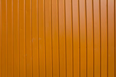 Orange background sheet wall Stock Photos