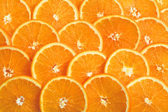Orange background. Royalty Free Stock Image
