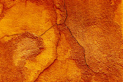 Orange Background texture Stock Photography