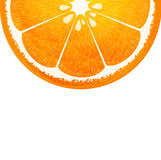 Orange background vector Stock Photo