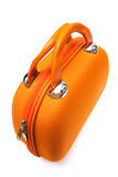 Orange bag Stock Photo