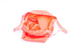 Orange bag Royalty Free Stock Photo