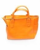 Orange bag Royalty Free Stock Photo