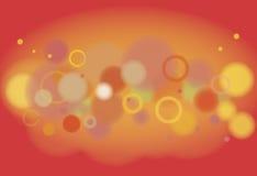 Orange bakgrund Royaltyfri Fotografi