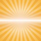 Orange bakgrund för färgbristning också vektor för coreldrawillustration Royaltyfri Foto