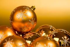 Orange balls Stock Photo