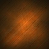 Orange banded background Stock Image