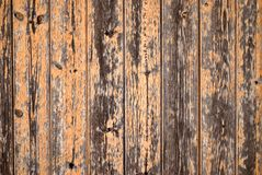 Orange barn wood background royalty free stock photos