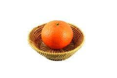 Free Orange Basket Royalty Free Stock Photo - 56467975