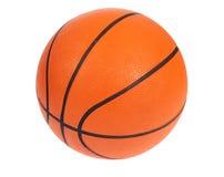 Orange basket ball royalty free stock image