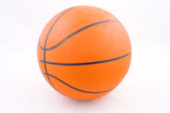 Orange basket ball Stock Photo