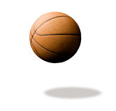 Orange basket ball Royalty Free Stock Photos
