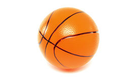 Orange Basketball Stockbilder