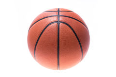 Orange basketball or basket ball Stock Photography