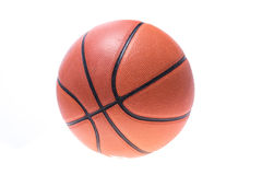 Orange basketball or basket ball Royalty Free Stock Photography