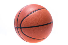 Orange basketball or basket ball Stock Images