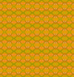 Orange blur abstract background. Royalty Free Stock Photo