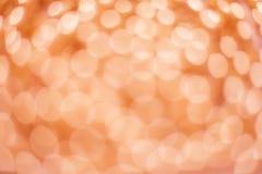 Orange blurs Stock Photo