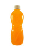 Orange Bottled fruit juice Stock Photography