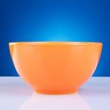 Orange bowl Royalty Free Stock Photography