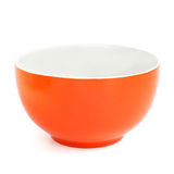 Orange bowl Royalty Free Stock Photography