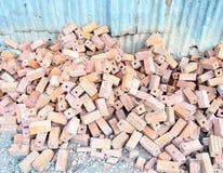 Orange brick Royalty Free Stock Photo