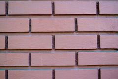 Orange Brick background. Detail of brick background stock images