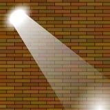 Orange Brick Wall Stock Photos