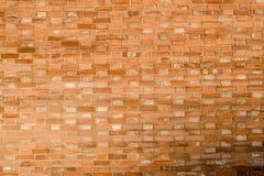 The Orange brick wall Texture brick Stock Photo