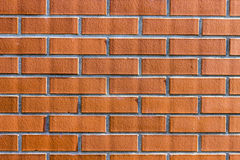 Orange Bricks Background. Brick Wall. Orange Bricks Background royalty free stock photos