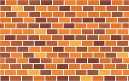 Orange bricks texture Royalty Free Stock Photo